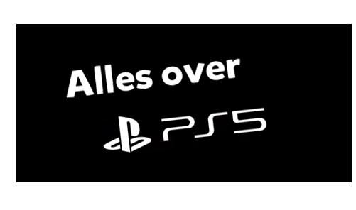 Ontdek alles van PlayStation 5